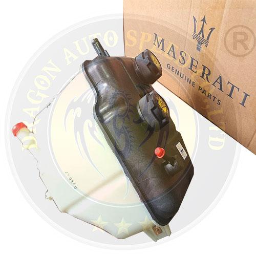 Bình nước phụ Maserati Ghibli Quattroporte Levante  670031651